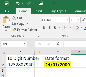 10 digit Unix Timestamp to Date Excel Converter Tutorials - Bello